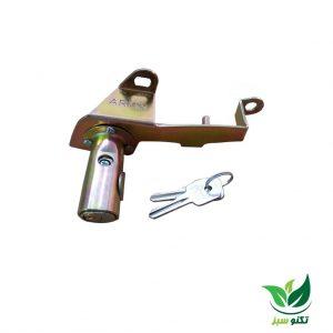 قفل درب موتور 206 ضد سرقت مدل آرمین